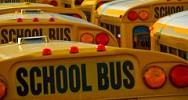 Organisation des tourn�es de bus (Planning of school bus pick-up services)