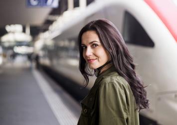 Léman 2030: Flux piétons Gare de Lausanne