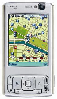 Route choice models and smart phone data